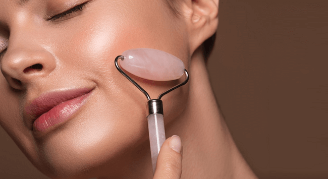 How To Give Yourself A Facial At Home (Includes a Massage guide)