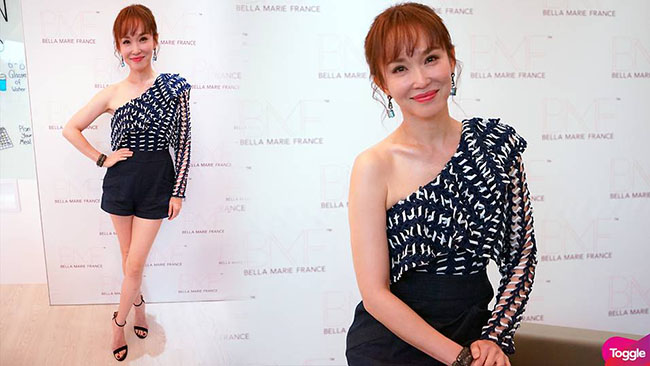 """Mama so sexy""""  Zed s Reaction To Fann Wong s Slimming Ad - Bella ... 9d348405ccf"""