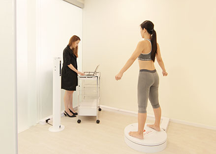 3D Body Analysis in action